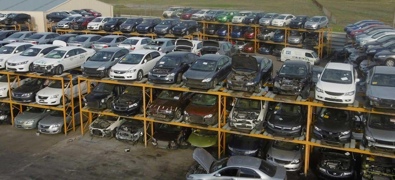 Scrap Car Yard Melbourne