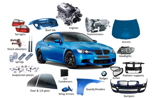 BMW wreckers & Parts Brisbane