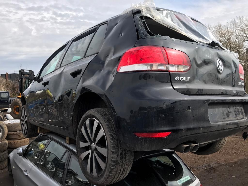 Melbourne Scrap Volkswagen